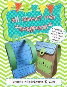 ALL ABOUT YOUR NEW TEACHER! {EDITABLE BOOK KIT} - TeachersPayTeachers.com