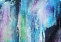 frozen waterfall - Google Search