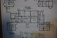 Château de Noisy Floor Plan