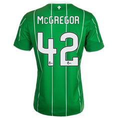 998bd9bcd BUY Callum McGregor s Away Top for from the Celtic Superstore. Celtic  Football Club · Celtic s New Balance Away Kit ...