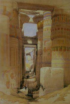 David Roberts – Egipto