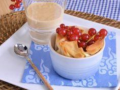 Receta | Cocotte de frutos rojos con turrón - canalcocina.es