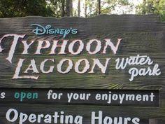 A Water Park Show-Down: Typhoon Lagoon Vs. Blizzard Beach