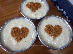 Arroz doce com leite condensado no microondas