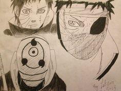Obito mask