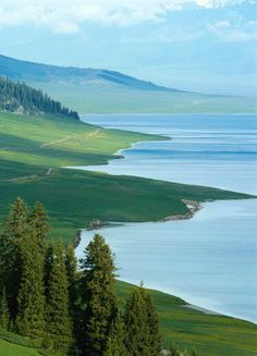 Heaven Lake,China: