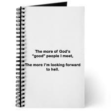 "Gods ""Good"" People Journal"