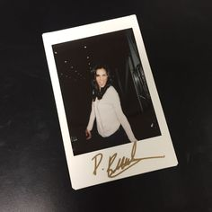 RT @MCMComicCon: Want to win this SIGNED #Instax print of @DanielaRuah thanks to our pals at @instaxHQ? RT & follow to win! https://t.co/MAXMjkKQH0