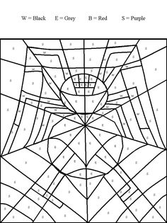 Spider Cbn Coloring Pages & Coloring Book
