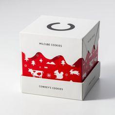 北海道のお菓子やさん「COWKEY'S COOKIES (コーキーズクッキー)」のパッケージ。 雪 … <a href=