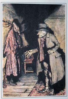 Arthur Rackham's Christmas Carol 3