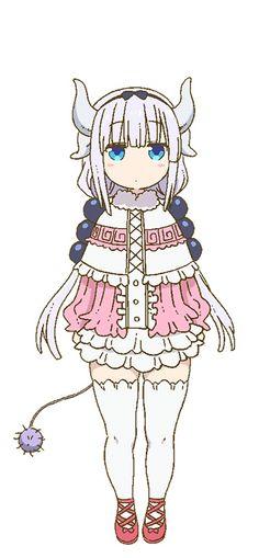 Canna / Miss Kobayashi's Dragon Maid