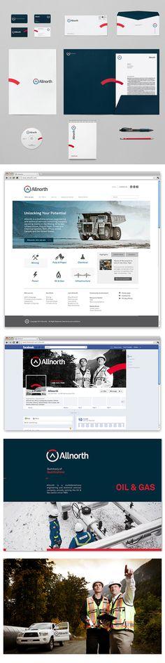 corporate identity / allnorth