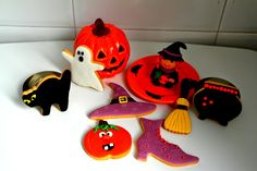 Cake Sisters: GALLETAS DE HALLOWEEN