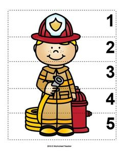 1 million+ Stunning Free Images to Use Anywhere Preschool Themes, Preschool Lessons, Preschool Activities, Space Activities, Community Helpers Worksheets, Community Helpers Activities, Firefighter Crafts, Community Workers, Number Sequence