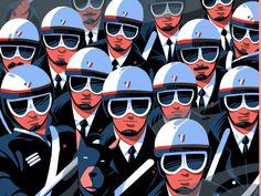 L esprit de corps long paul sirand by Paul Sirand Illustrations, Superhero, Creative, Fictional Characters, Art, Spirit, Art Background, Kunst, Illustration