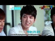 watch INFINITE - L Change To Myungsoo he is so cute~~