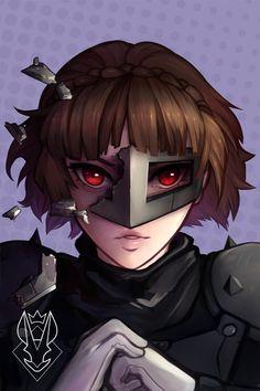 Persona 5 Makoto, Makoto Niijima, Shin Megami Tensei, Story Characters, Super Smash Bros, Akira, Game Art, Manga, Artwork