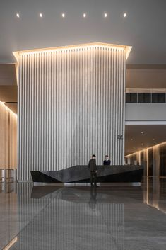 Lobby Interior, Office Interior Design, Interior Architecture, Office Designs, Futuristic Architecture, Modern Interior, Modern Hotel Lobby, Hotel Lobby Design, Hotel Interiors