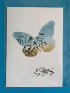 Karten 26 Sengende Mara Lee - Outlook Web App Acne - Remove Milia That Look Like Whiteheads But They Butterfly Cards, Flower Cards, Hand Stamped Cards, Stamping Up Cards, Get Well Cards, Watercolor Cards, Paper Cards, Creative Cards, Cute Cards