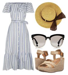 """""""t"""" by natalie20927 on Polyvore featuring Lisa Marie Fernandez, Christian Dior, Blowfish, men's fashion and menswear"""