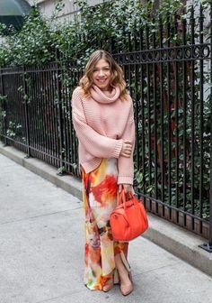 Modest Maxi Skirt