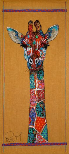 La Jirafa Geraldine || Geraldine the Giraffe