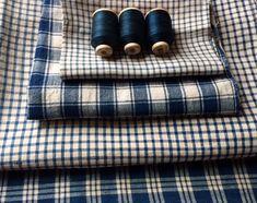 19th C Lancaster County, Pennsylvania Homespun textiles