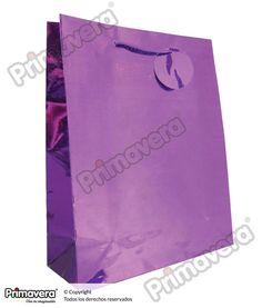 Bolsa Regalo Holográmica http://envoltura.papelesprimavera.com/product/bolsa-regalo-primavera-hologramica-11/