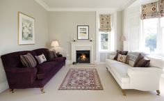 Beautiful cosy living room image by Jo Leary Photography | Professional Property & Product Photography