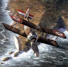Sopwith Baby - Paul Monteagle - Windsock