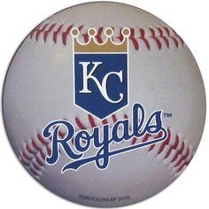 Kansas City Royals Small Magnet
