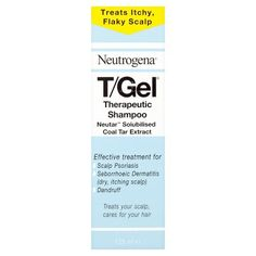 Neutrogena T/Gel Therapeutic Shampoo Treatment for Scalp Psoriasis, Itching Scalp and Dandruff 125ml >>> Continue with the details at the image link. #hairdresser