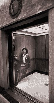Hudson's elevator operator - there were a few operators in downtown Grand Rapids stores that  I remember