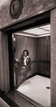 Hudson's elevator operator