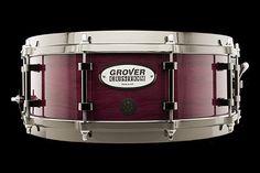 Grover Custom Drums | GCD-13-047779 Snare Drum, Drummers, Engine, Music Instruments, Room, Bedroom, Motor Engine, Musical Instruments, Rooms