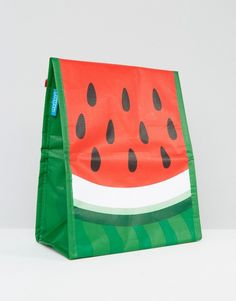 Watermelon Lunch Bag