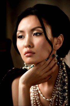 Maria Shantanova from Buryatia. Picture: Elite Models Hong Kong. Rising numbers of catwalk models and cover stars come from 'world's emerging beauty capital'.