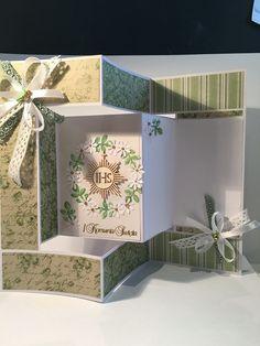 I Komunia Święta #kastelofart #wishes #handmadecards #komuniaświęta #kartka