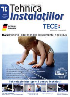 Revista Tehnica Instalatiilor nr. 10_117_2013 Literatura, Journals, Smart Home