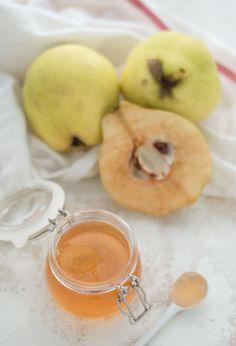 Eef Kookt Zo - Kweepeergelei - MAKKELIJK recept | Eef Kookt Zo Healthy Sweets, Healthy Recipes, Proof Of The Pudding, Preserves, Spices, Food And Drink, Peach, Homemade, Foodies