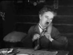 Food in the films of Charlie Chaplin