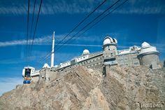Une journée au Pic du Midi de Bigorre (Hautes-Pyrénées), le vaisseau des étoiles !