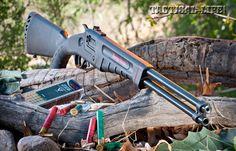 .22/.410 Savage Hybrid   Gun Review