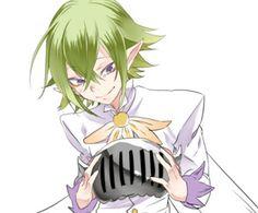 Anime Guy [The Seven Deadly Sins (Helbram)]