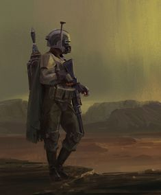 - Young Boba Fett, by Eli Maffei . D&d Star Wars, Star Wars Boba Fett, Star Wars Gifts, Boba Fett Art, Star Wars Characters Pictures, Star Wars Images, Sci Fi Characters, Chasseur De Primes, Edge Of The Empire