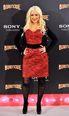 Click here for an exhaustive history of Christina Aguilera's style