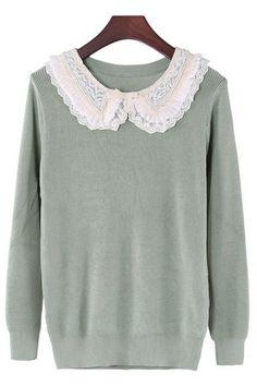 lace-paneled-peter-pan-collar-sweater