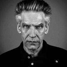 David Cronenberg (1943) - Canadian filmmaker, screenwriter and actor. Photo by Nicolas Guérin