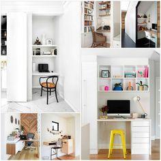 Büro einrichtungsideen  Attraktives Büro wie ein Raumschiff eingerichtet - #Wohnideen ...